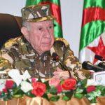 شنقريحة يهنئ أفراد الجيش بحلول عيد الفطر المبارك