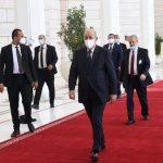 نقل رئيس الجمهورية إلى ألمانيا لتلقي فحوصات طبية معمّقة