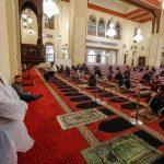 إعادة فتح المساجد لأداء صلاة الجمعة والفجر