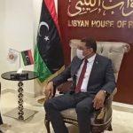 وزير الشؤون الخارجية يزور ليبيا لتدارس العلاقات الثنائية