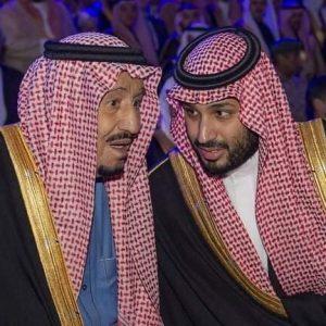 الملك سلمان وولي عهده يبادران إلى التسجيل للتبرع بأعضائهما بعد الوفاة
