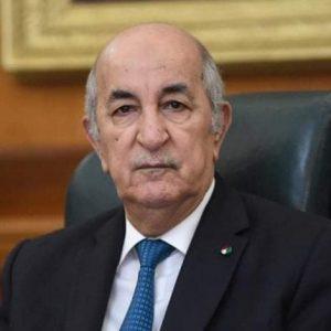 رئيس الجمهورية: 08 ماي 1945 تاريخ خالد كان ولا يزال رمزا للتضحية